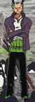 Zoro Ending 14 Outfit