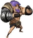 Burgess Post Timeskip Pirate Warriors 3
