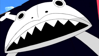 Fanged Toad Pirates