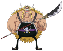 Edward Weevil One Piece Wiki Fandom Powered By Wikia
