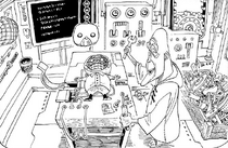 Tsukimi Builds Automaton Spacey
