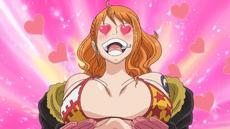 Sanji Inside Nami's Body