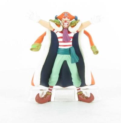 Figurine One Piece Articulée Baggy le Clown Membres Détachables 13 cm