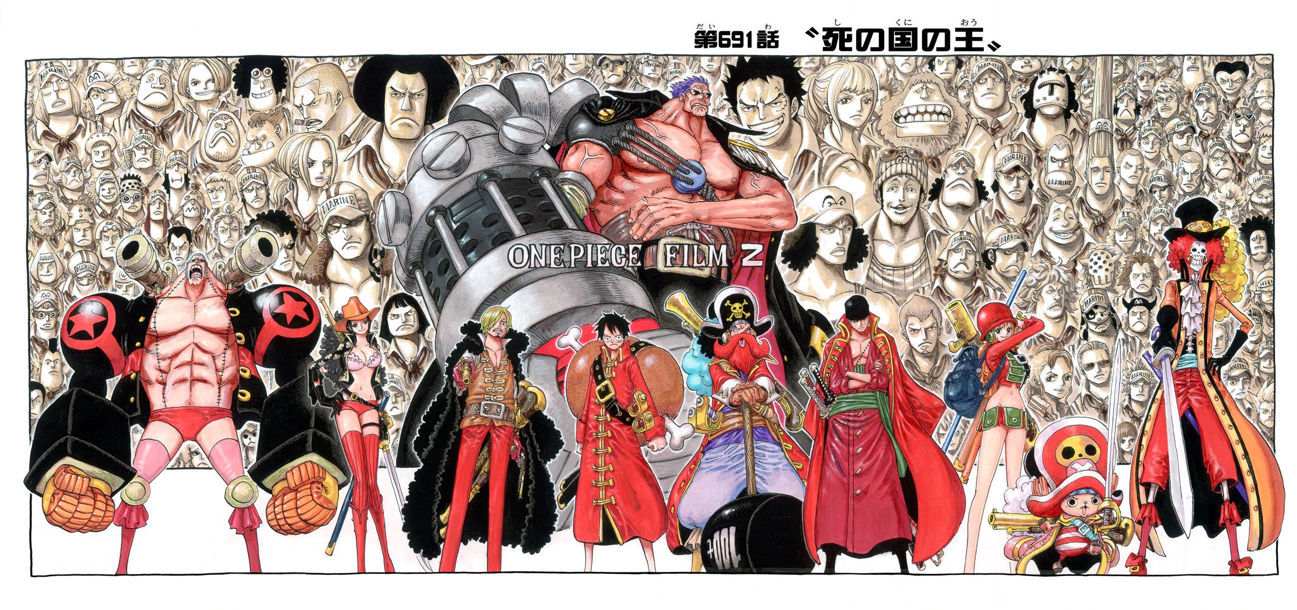 One Piece Marines Characters Tv Tropes