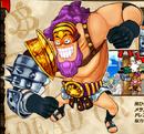 Burgess Super Grand Battle X