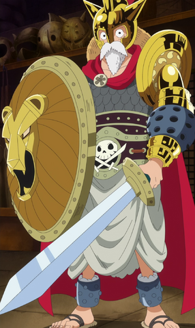 File:Luffy Gladiator First Outfit.png