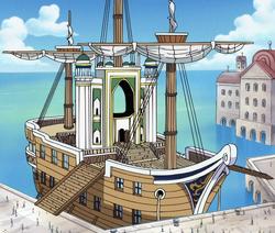 Judicial Ship Infobox