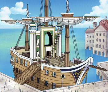 Судебный корабль