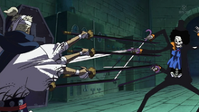 Brook and Ryuma Fencing.png