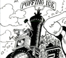 Puffing Ice