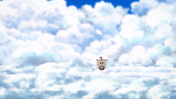 Sea Clouds
