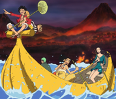 Midori Boshi: Boaty Banana