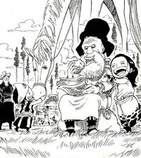 Tonjit with his grandchildren.png