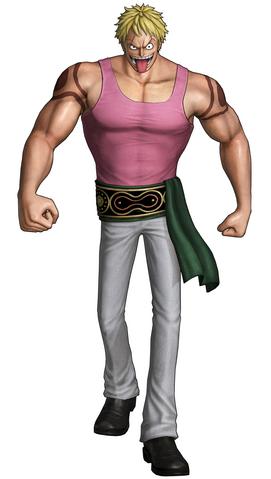 File:One Piece Pirate Warriors Bellamy (Pre-Timeskip).png