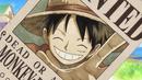 Luffy 4th Eyecatcher Face