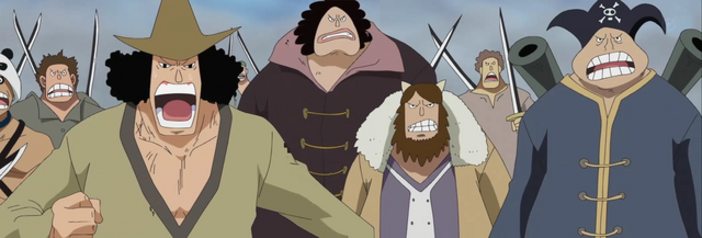 File:Whitebeard's Subordinates at Marineford.png