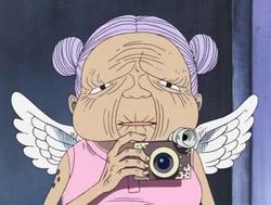 Amazon Anime Pre Timeskip Infobox