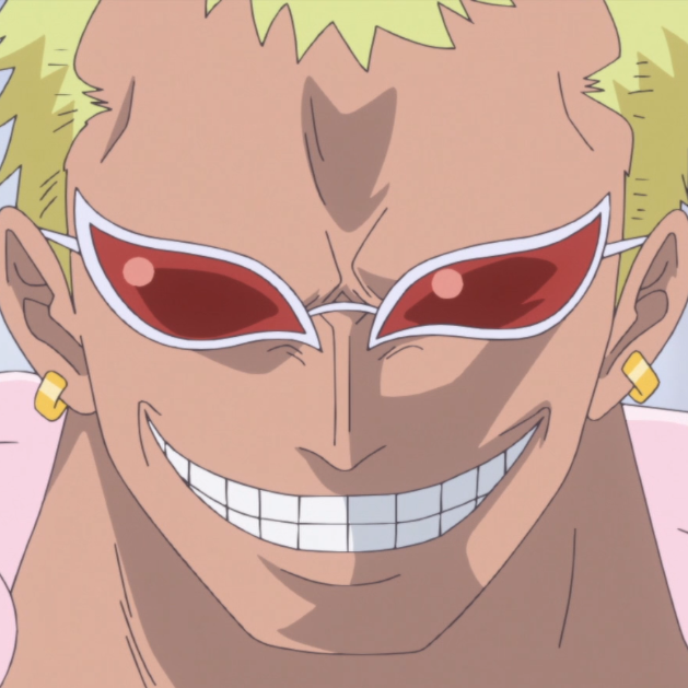 One Piece Encyclopedia: Donquixote Doflamingo Portrait.png