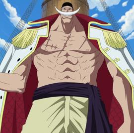 Edward Newgate en el anime