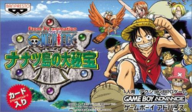 One Piece - Big Secret Treasure of the Seven Phantom Islands