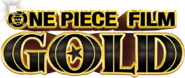 One Piece Film Gold Logo