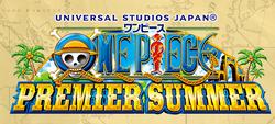 One Piece Premier Summer Logo