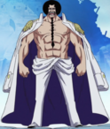 Sengoku Reverting To His Human Form.png