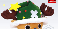 Chopper XMAS Plush