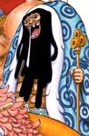 Trebol's Manga Color Scheme