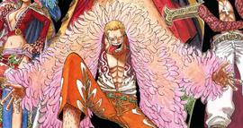 Donquixote Doflamingo Manga Infobox