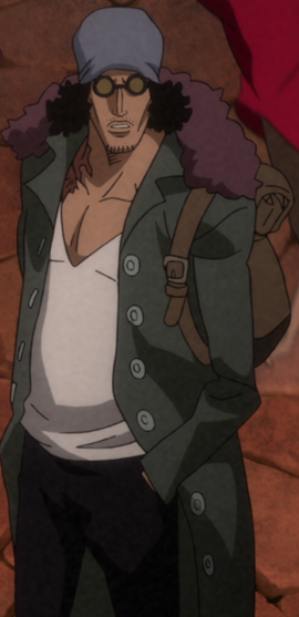 Кудзан в аниме после таймскипа