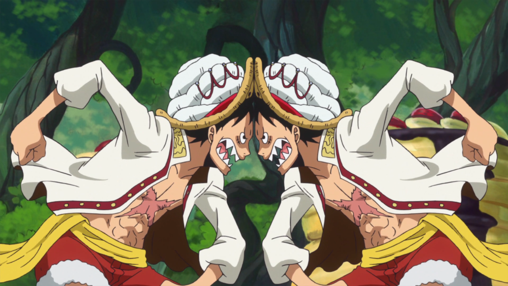 File:Luffy Meets His Reflection.png