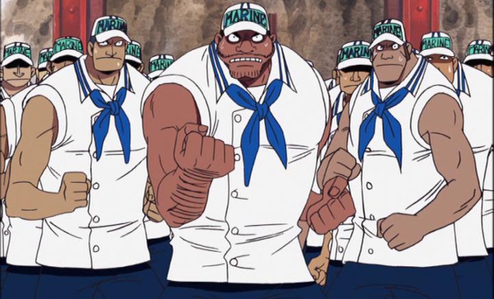 Hot Wind Marines   One Piece Wiki   FANDOM powered by Wikia