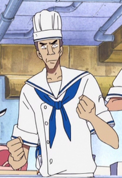 Billy (Cook) Anime Infobox
