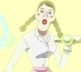 Гясарин в аниме