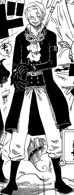 Sabo manga