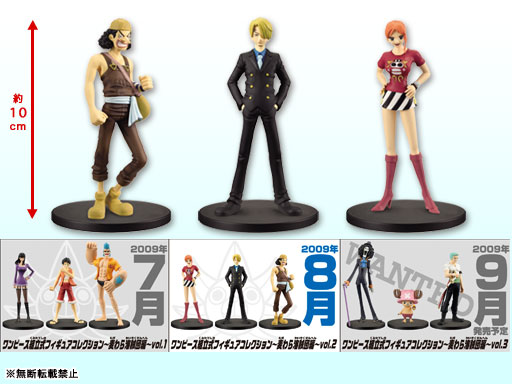 One Piece Ready-Made Figure Collection Volume 2