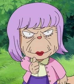 Luigia Anime Infobox