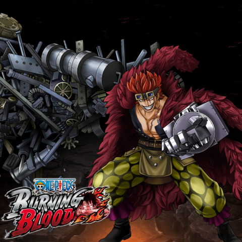 File:One Piece Burning Blood Eustass Kid (Artwork).png