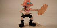 One Piece Gashapon Grand Battle