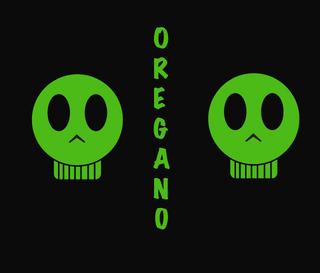 Oregano Flag Foreal