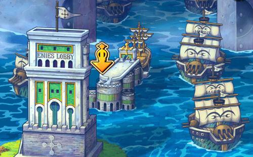 One Piece Treasure Cruise Angel Island