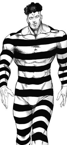 Puri Puri Prisoner Onepunch Man Wiki Fandom Powered By