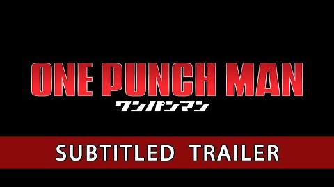 Official Trailer- ONE PUNCH MAN Anime Series