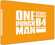 One Punch Man Vol. 4 Storyboard Booklet