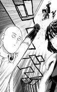 Saitama beats MA and E