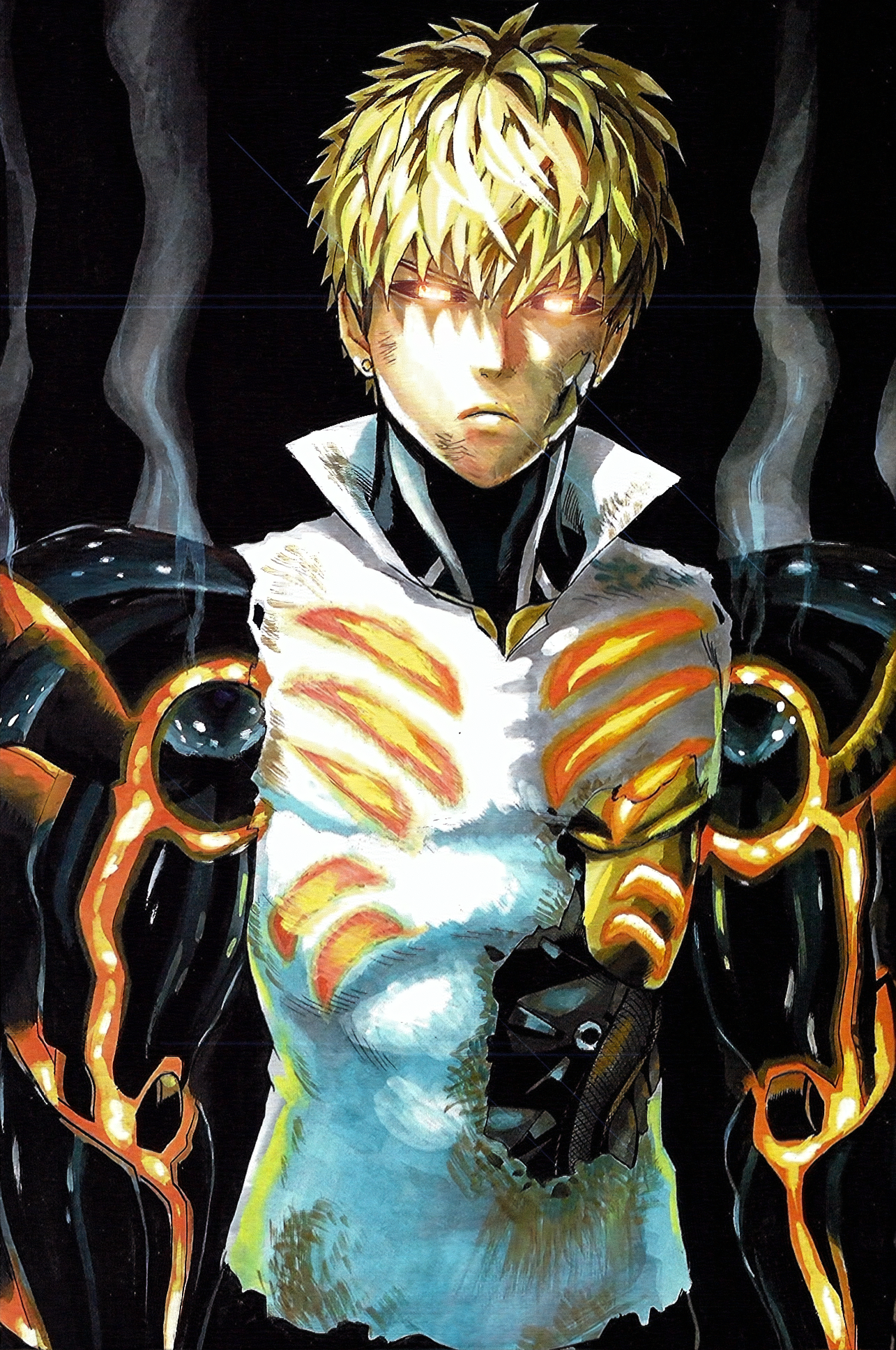 one punch man genos - photo #45