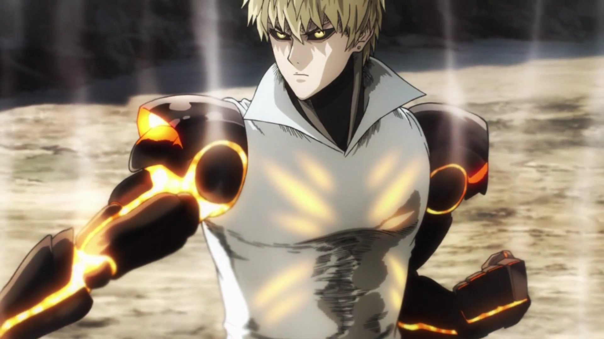 one punch man genos - photo #30