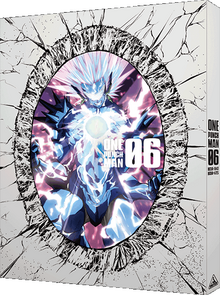 One Punch Man Vol. 6 Disc