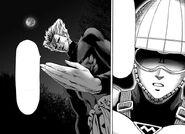 Garou finds Mumen Rider